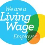 Living wage accreditation logo